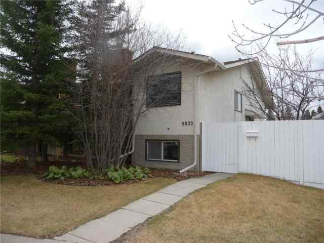 5823 66 Avenue Northwest in  Calgary MLS® #C4296622