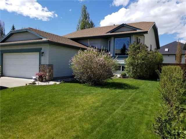 Bow Meadows real estate 14 MEADOW WY  in Bow Meadows Cochrane