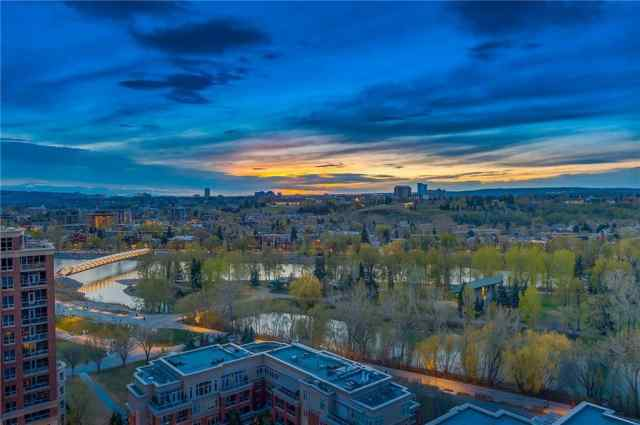 Unit-1502-600 PRINCETON Way SW in Eau Claire Calgary MLS® #C4296879