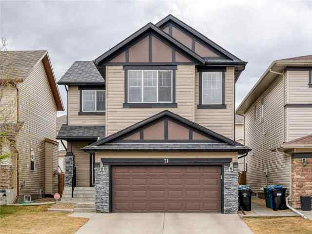 71 PANAMOUNT Circle NW in Panorama Hills Calgary MLS® #C4296995