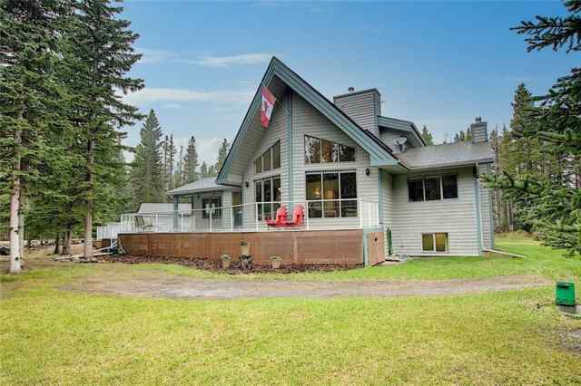 50057 Boyce Ranch Rd in None Bragg Creek MLS® #C4297040