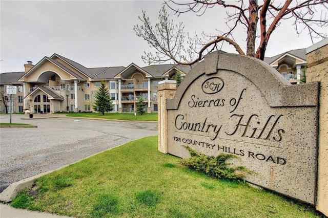 #306 728 Country Hills RD Nw in Country Hills Calgary