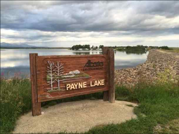 NONE real estate  Payne Lake   in NONE Rural Cardston County