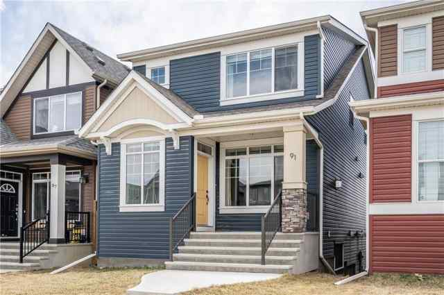 MLS® #C4297675 91 Evansborough CR Nw T3P 0M3 Calgary