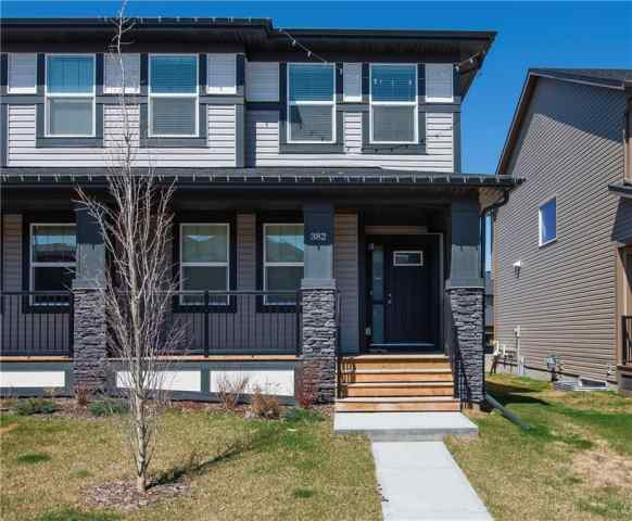 382 HILLCREST Road SW in Hillcrest Airdrie MLS® #C4297883