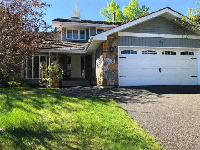 27 CANTERBURY DR SW in Canyon Meadows Calgary