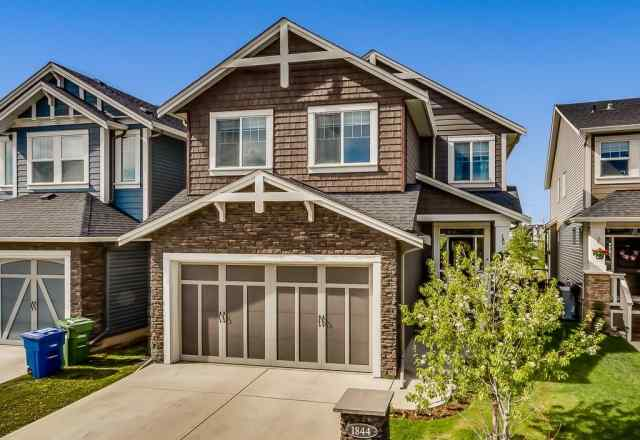 1844 Reunion Tc Nw in Williamstown Airdrie MLS® #C4299303