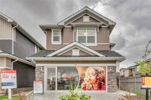 61 RED EMBERS Manor NE in Redstone Calgary MLS® #C4299543