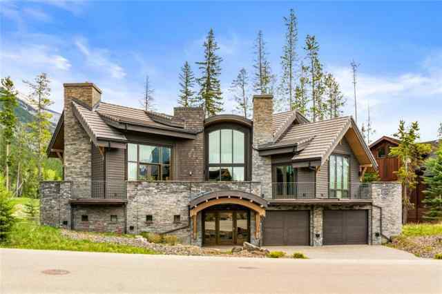 600 Silvertip Road  in  Canmore MLS® #C4299786