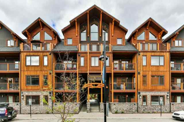 Unit-211-707 Spring Creek Drive  in  Canmore MLS® #C4300623