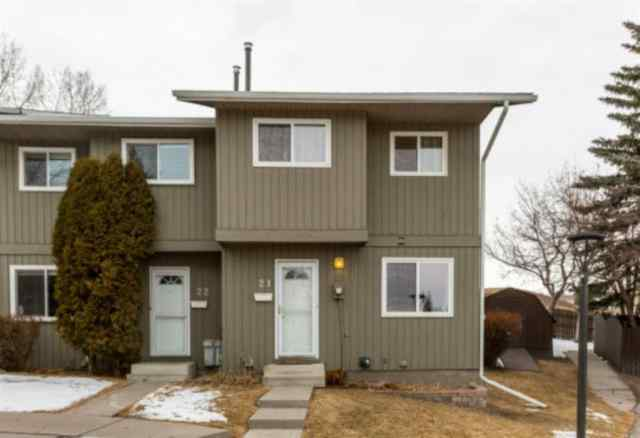 #21 6503 Ranchview DR Nw T3G 1P2 Calgary