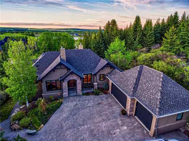 3 WOLFWILLOW Lane  in Elbow Valley Rural Rocky View County MLS® #C4301145