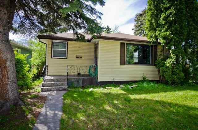 3415 1 ST Nw in Highland Park Calgary