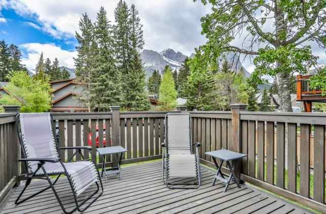 South Canmore real estate #1 818 3rd ST  in South Canmore Canmore