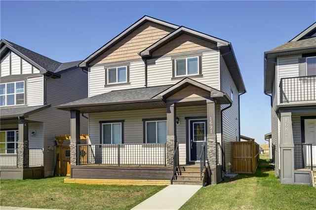 1691 Baywater ST Sw in Bayside Airdrie MLS® #C4302193