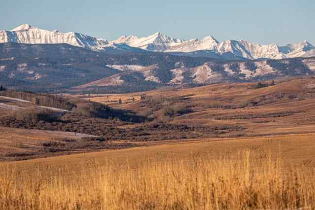 in NONE Rural Foothills County MLS® #C4302344