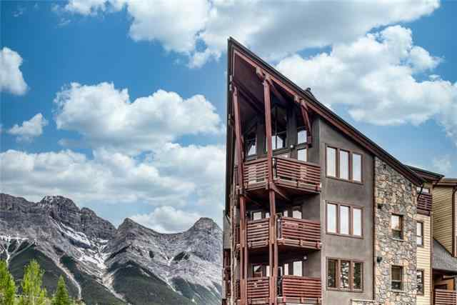 Unit-108-379 Spring Creek Drive  in  Canmore MLS® #C4302564