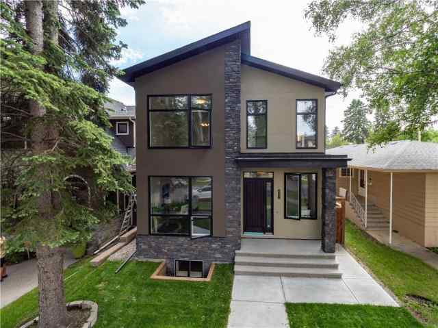 607 19 AV Nw in Mount Pleasant Calgary MLS® #C4302636