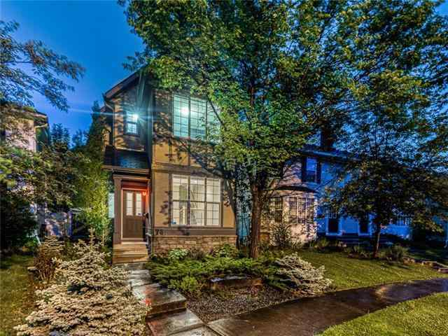 76 SOMME MR SW in Garrison Woods Calgary MLS® #C4302703