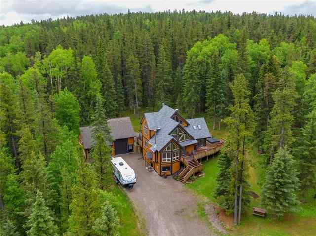 44 Breezewood Ba in West Bragg Creek Bragg Creek MLS® #C4303041