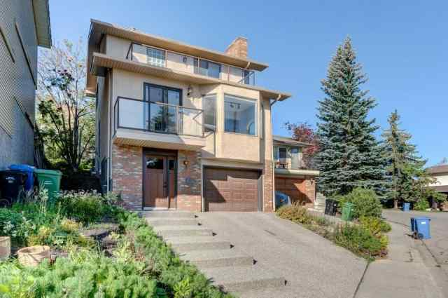 75 Coach Manor Tc Sw in Coach Hill Calgary MLS® #C4303187