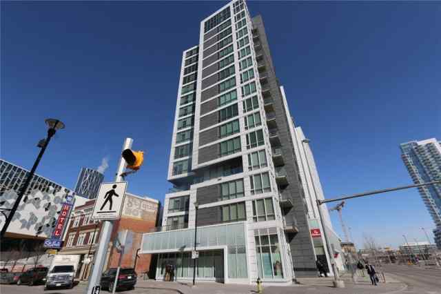 #407 450 8 AV Se in Downtown East Village Calgary