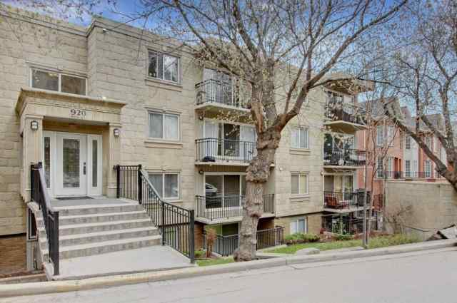 #203 920 Royal AV Sw in Lower Mount Royal Calgary