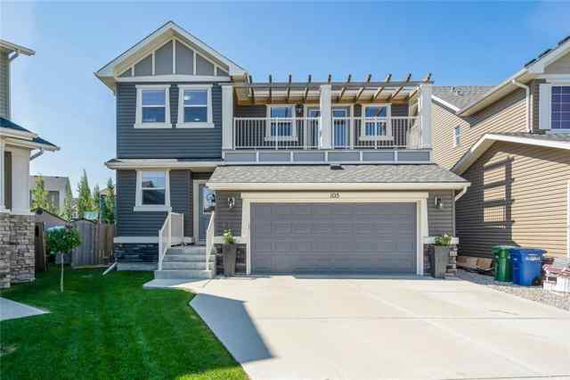 105 Bayside Co Sw in Bayside Airdrie MLS® #C4303503