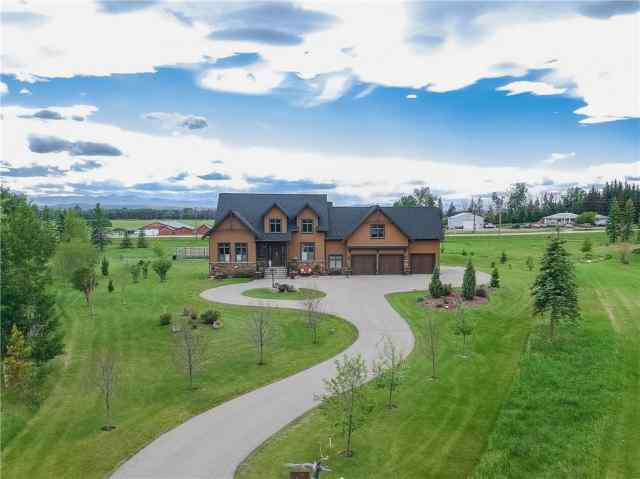 17 Grandview Gv in Springbank Rural Rocky View County MLS® #C4303719