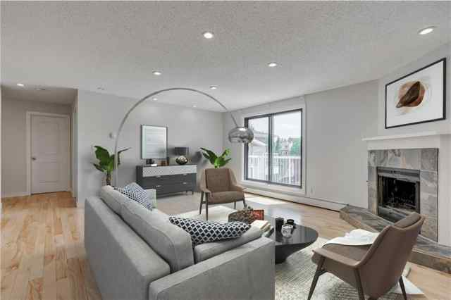 #411 930 18 AV Sw in Lower Mount Royal Calgary