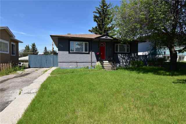 314 33 Avenue NE in Highland Park Calgary