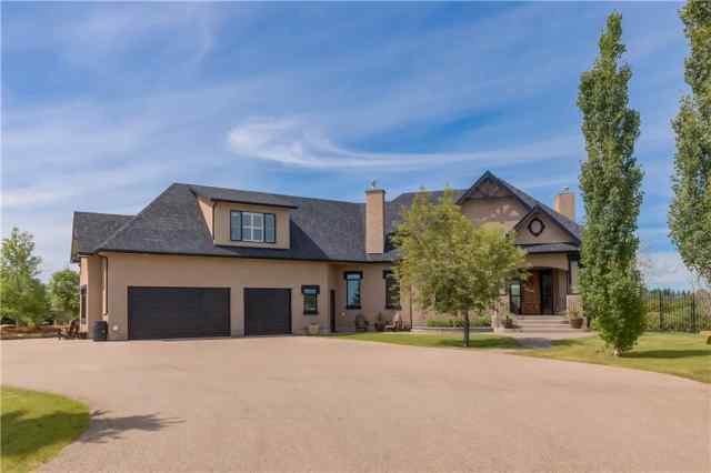 2174 SPRINGBANK HEIGHTS Way  in Springbank Rural Rocky View County MLS® #C4305244