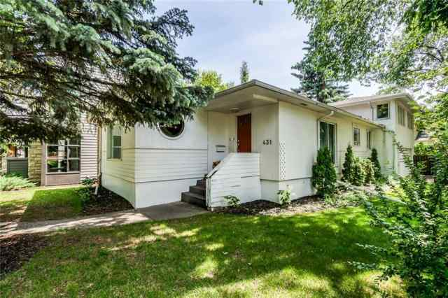 431 Cliffe AV Sw in Elboya Calgary