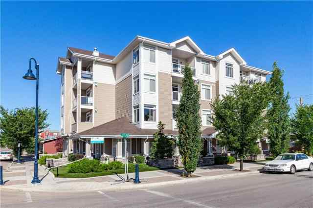#202 132 1 AV NW in Old Town Airdrie MLS® #C4305789