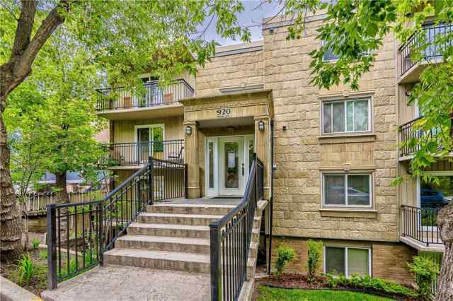 #302 920 Royal AV Sw in Lower Mount Royal Calgary