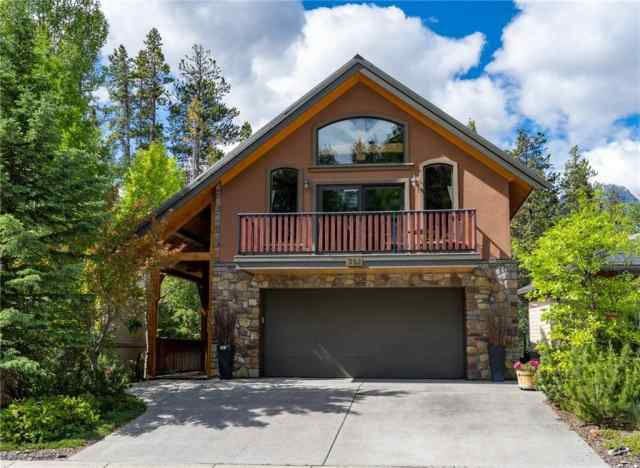 261 Eagle Terrace Rd in Eagle Terrace Canmore MLS® #C4306192
