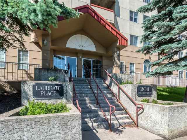 #404 2011 University DR Nw in University Heights Calgary