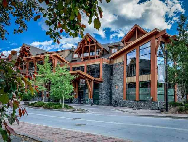 #304 191 Kananaskis Wy in Bow Valley Trail Canmore MLS® #C4306317