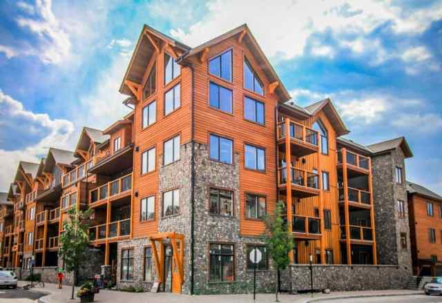 #202 707 Spring Creek Dr in Spring Creek Canmore MLS® #C4306427