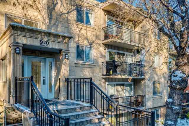#303 920 Royal AV Sw in Lower Mount Royal Calgary