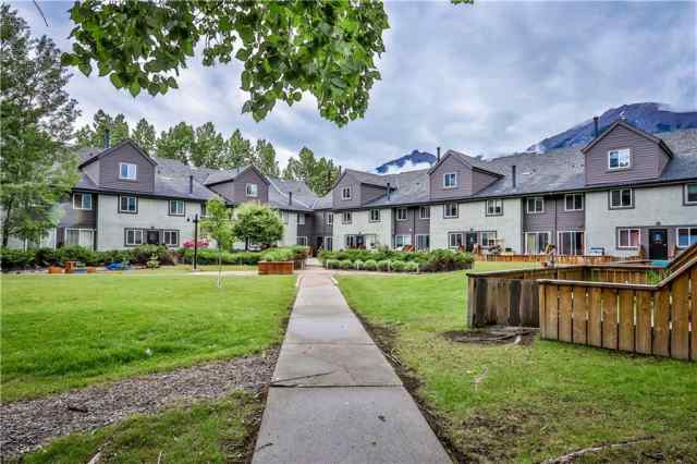 #10 1119 Railway Av in Town Centre_Canmore Canmore MLS® #C4306517