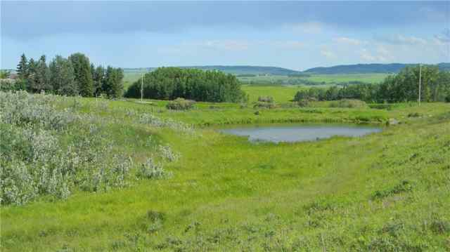 Corner of HWY 22 & 498 Av 498 Ave W   in NONE Rural Foothills County MLS® #C4306535