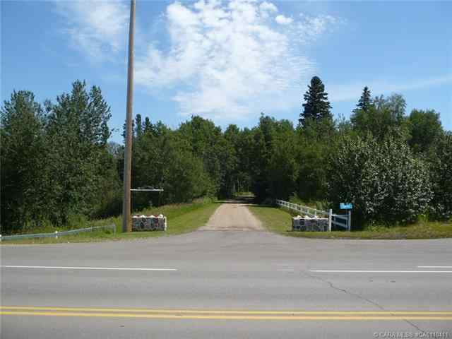 425061 Highway 2A   in Stampede Area Ponoka MLS® #CA0110411