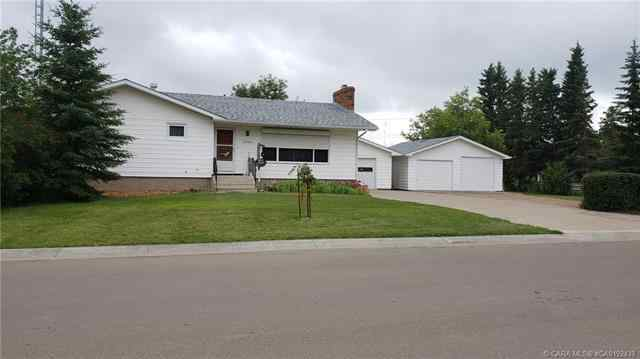 real estate 5209 51 Street  in  Castor