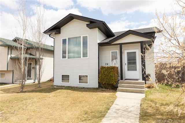74 Whiterock Close  in Harvest Meadows Blackfalds MLS® #CA0193146