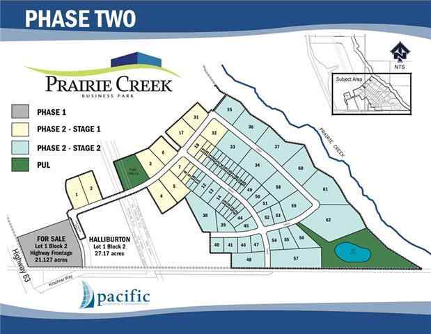 Lot 1 Kirschner Road  in Prairie Creek Business Pa Fort McMurray MLS® #FM0181228