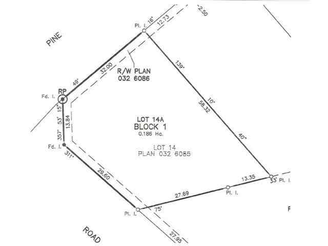 LOT 14A BLOCK 1 PLAN 1023358   in  Conklin