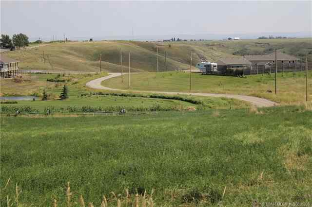 Near Highway 501   in  Cardston