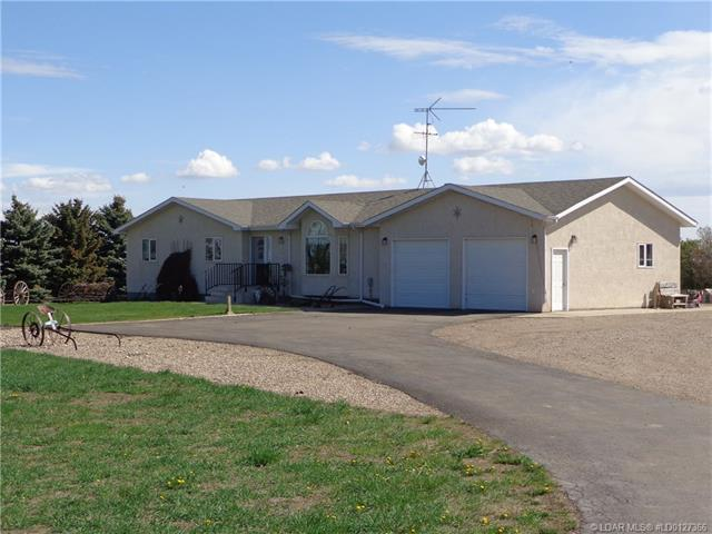 94061 Range Road 164   in  Taber MLS® #LD0127366