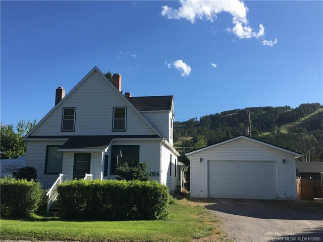 12154 21 Avenue  in  Blairmore MLS® #LD0160890
